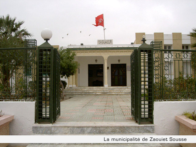 La commune Zaouia